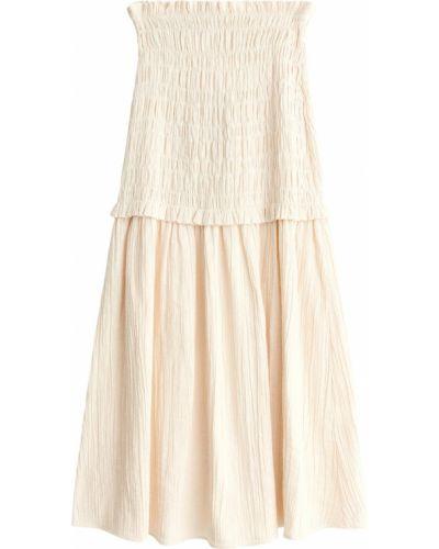 Beżowa spódnica By Malene Birger
