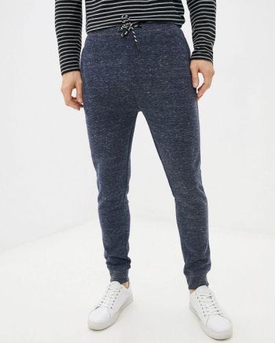 Синие зимние спортивные брюки Dissident