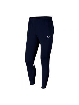 Legginsy - niebieskie Nike