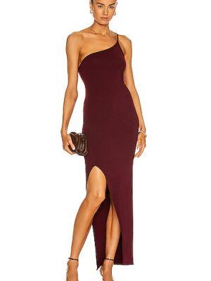 Трикотажное платье - черное Iro