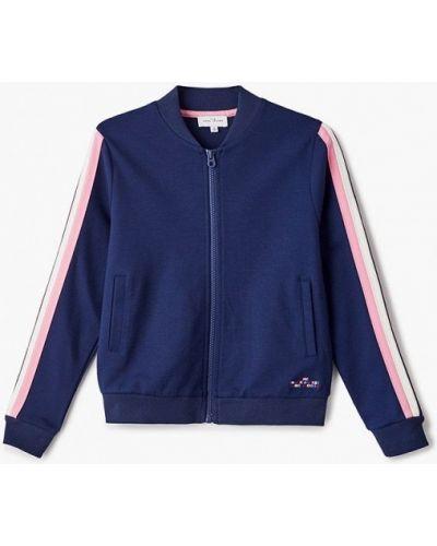 Синяя олимпийка Little Marc Jacobs