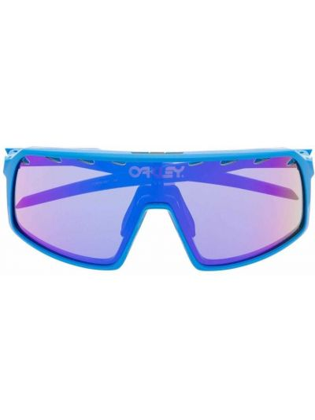 Солнцезащитные очки - синие Oakley
