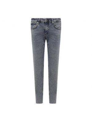 Облегающие джинсы - голубые Rag&bone