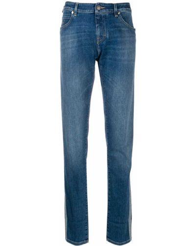 Прямые джинсы с карманами Jacob Cohen