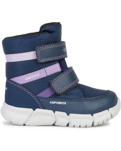 Ботинки темно-синий Geox