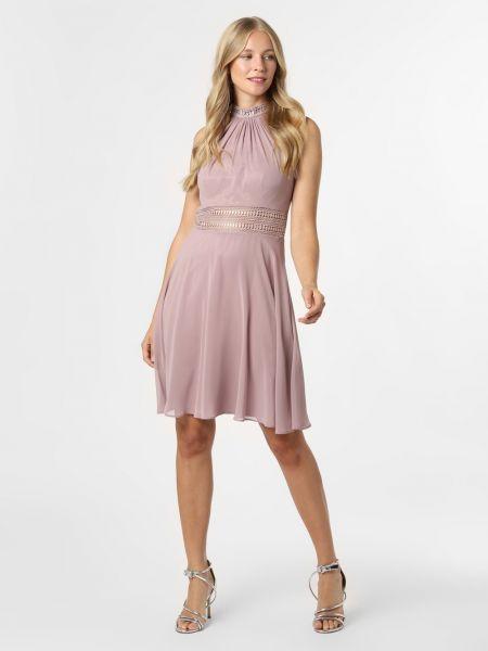 Różowa sukienka V.m.