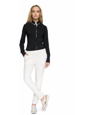 Spodnie klasyczne eleganckie materiałowe oversize Stylove