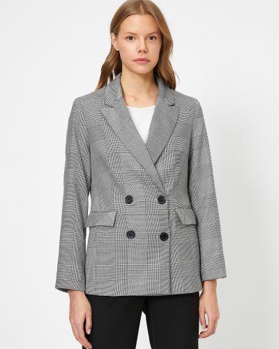 Черный пиджак Koton