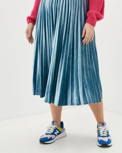 Плиссированная плиссированная юбка Ulla Popken