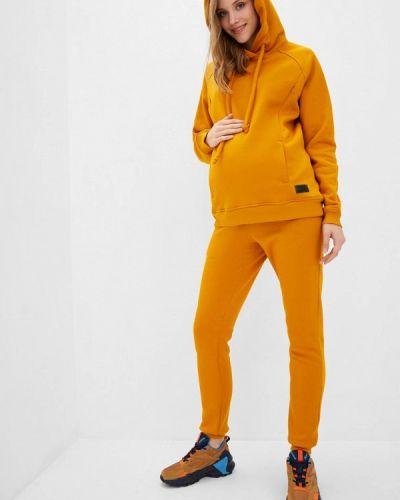 Костюмный желтый спортивный костюм Sorelle