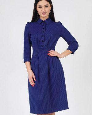 Повседневное платье синее Grey Cat
