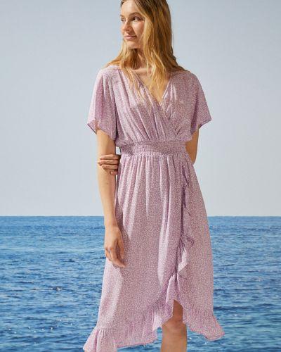 Фиолетовое платье Women'secret