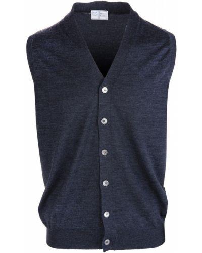 Niebieski sweter Fedeli