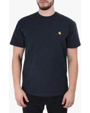 Синяя футболка Carhartt Wip