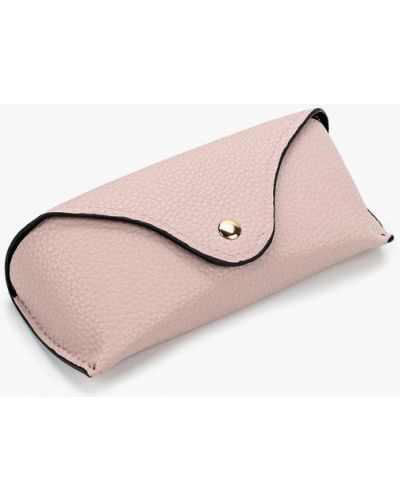Розовый футляр для очков Zarina