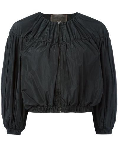 Черная короткая куртка Giambattista Valli