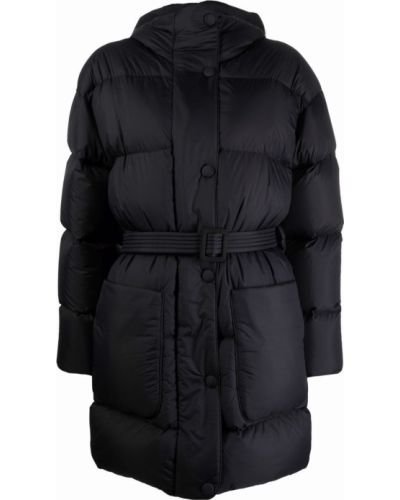 Стеганая куртка - черная Ienki Ienki