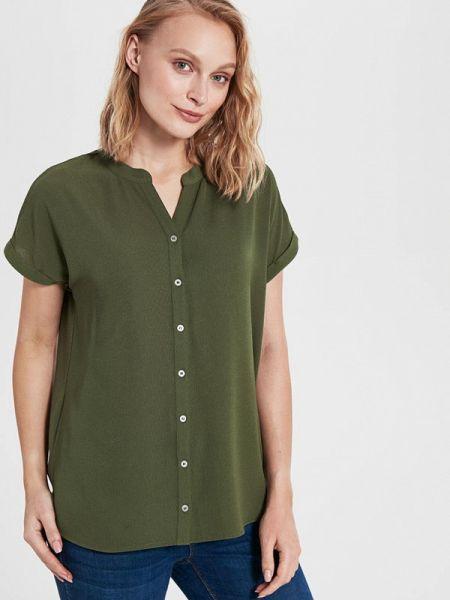 Блузка с коротким рукавом зеленый весенний Lc Waikiki