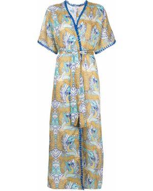 Kimono z rękawami krótki Paolita