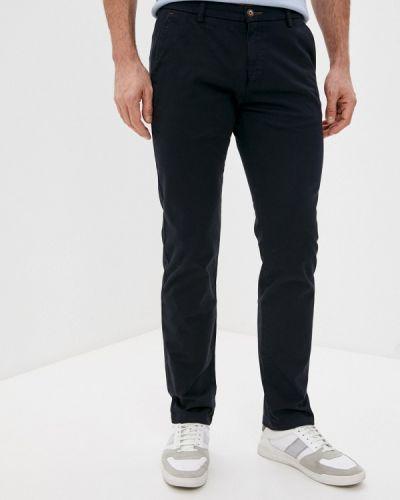 Повседневные синие брюки Roberto Cavalli