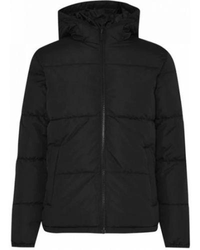 Дутая куртка - черная Jack & Jones