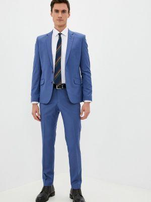 Синий весенний костюм Absolutex