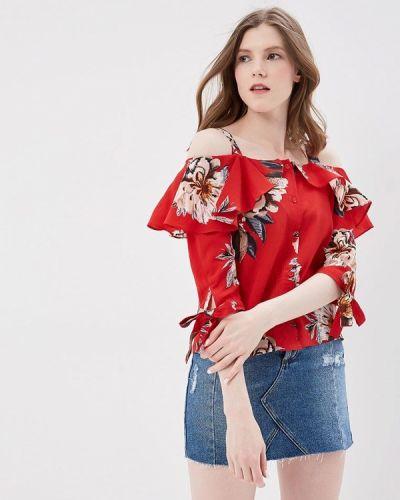 Красная блузка Urban Bliss