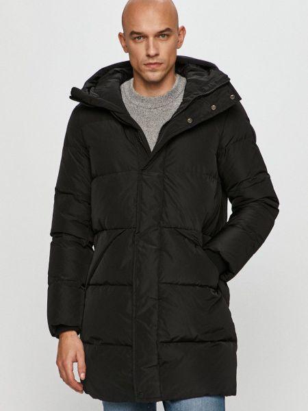 С рукавами куртка с капюшоном на кнопках Bomboogie