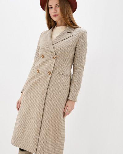 Бежевое пальто On Parle De Vous