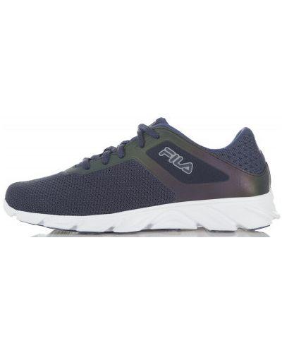 Кроссовки для бега на шнуровке тренировочные Fila