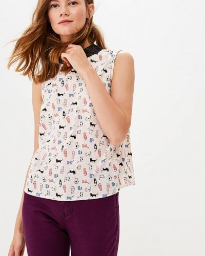 Блузка без рукавов осенняя Befree