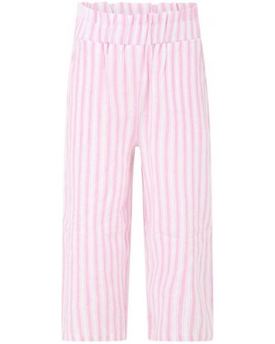 Różowe spodnie Douuod