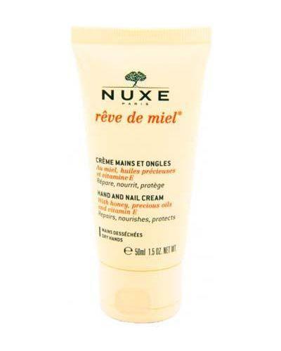 Крем для рук увлажняющий Nuxe