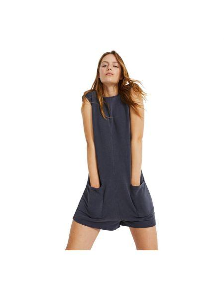 Szara sukienka Ecoalf