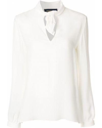 Белая блузка Vanessa Seward