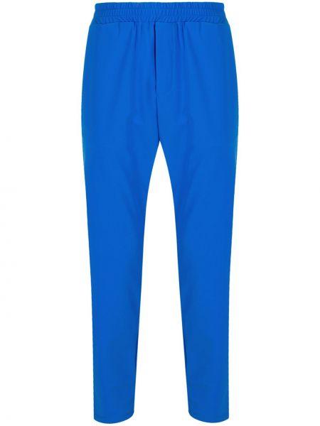 Niebieskie spodnie Hydrogen