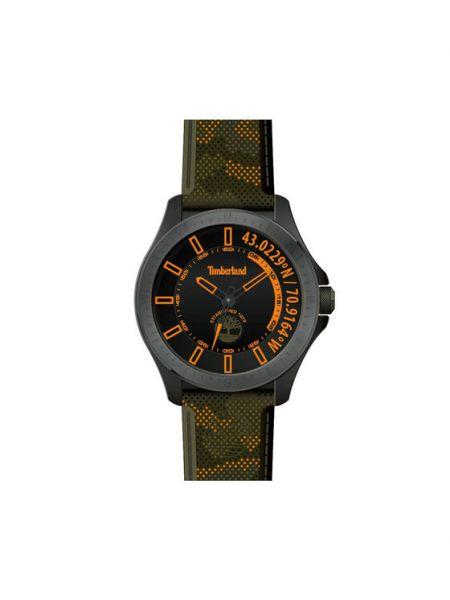 Zielony zegarek Timberland