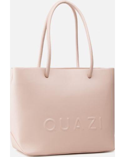 Сумка - розовая Quazi