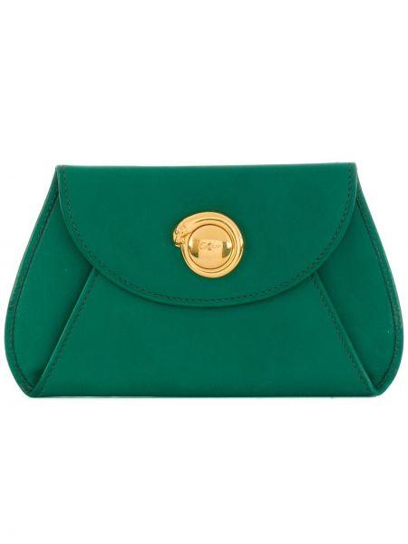 Кожаный кошелек винтажный Cartier Pre-owned