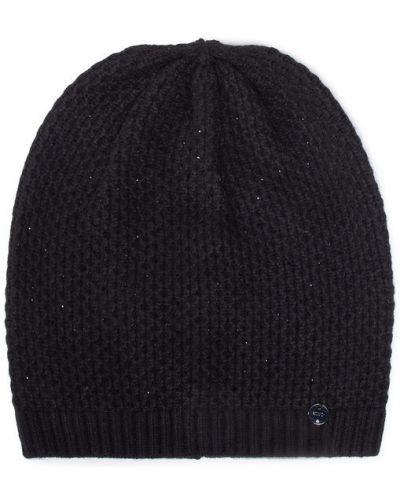 Czarna czapka Liu Jo