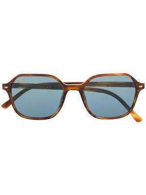 Prosto brązowy oprawka do okularów plac Ray-ban