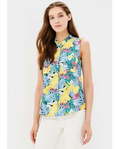 Блузка без рукавов весенний Top Secret
