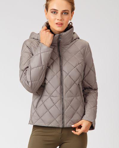 Утепленная куртка хлопковая пуховая Finn Flare