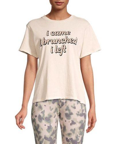Ватная хлопковая рубашка с короткими рукавами Wildfox