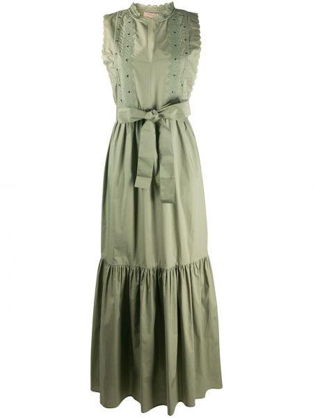 Платье платье-рубашка длинное Twin-set