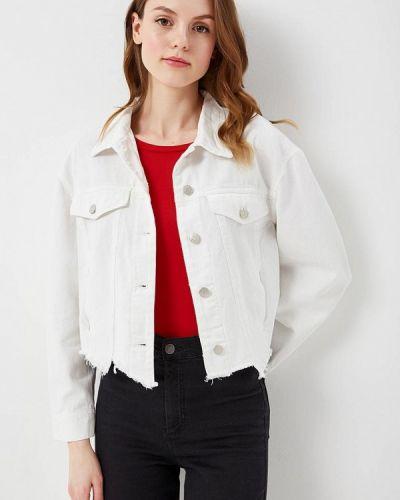 Джинсовая куртка весенняя B.style