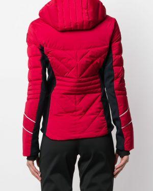Куртка с капюшоном горнолыжная спортивная Vuarnet