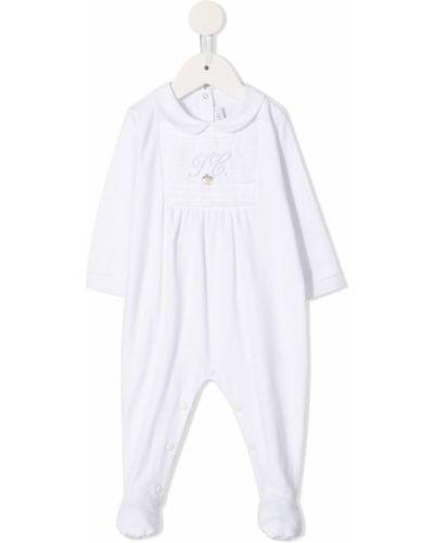Пижама белая с воротником Tartine Et Chocolat
