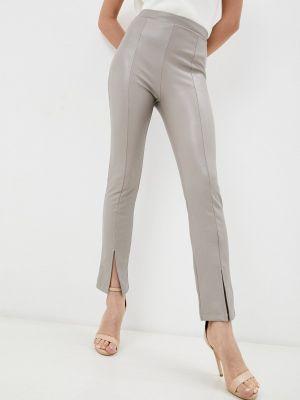 Бежевые зимние брюки Softy