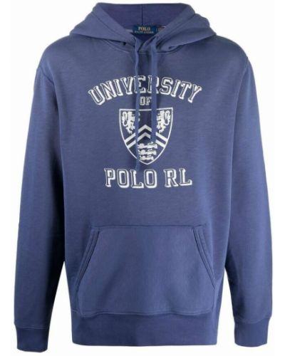 Pulower - niebieski Polo Ralph Lauren